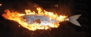 extremely oily flammable fish 1b